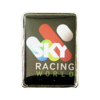 Sky Racing World Lapel Pin