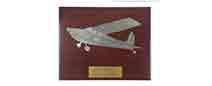 Aeroplaneplaque Trophy