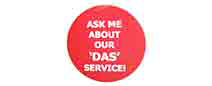 Das Service Button